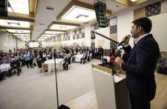 Bakan Murat Kurum: Sarıyer'in mülkiyet ve tapu sorunlarını çözeceğiz