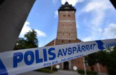 İsveç'te son dakika patlama haberi yaralılar var
