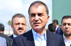 Ömer Çelik'ten şehit eşine hakaret eden CHP'li Karalar'a sert tepki
