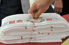 İstanbul Fatih'te oyların yeniden sayımı bitti