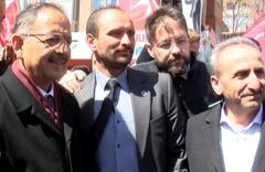 Özhaseki: Ankara'da bu milletin gönlünden geçen olacak