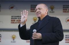 Cumhurbaşkanı Erdoğan, seçim mesaisinde rekor kırdı!