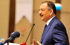 """Özhaseki'den Ankara'daki gençliğe müjde: """"3 Ç"""" projesi"""