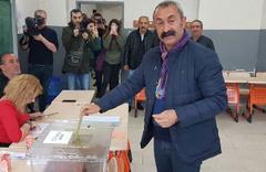 Tunceli Belediye Başkanı TKP'li Fatih Mehmet Maçoğlu