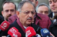 Mehmet Özhaseki'den açıklama: Doğru sonucun peşindeyiz