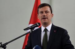 AK Parti Genel Sekreteri'nden Ankara açıklaması