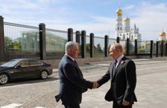 Putin ile Netanyahu Moskova'da görüşecek