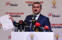 AK Parti'den İstanbul sonuçlarına itiraz: 2675 oy YSK'da sıfır olarak gözüküyor
