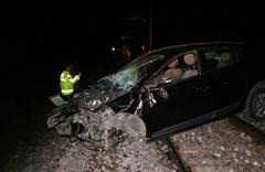 Niğde'de tren kazası: 2 kişi ölümden döndü!