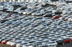 Mart ayında en fazla ihracat otomotiv sektöründe oldu