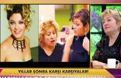 Gelin adayı Sinem Umaş ile Semra Kaynana 15 yıl sonra canlı yayında yüzleşti
