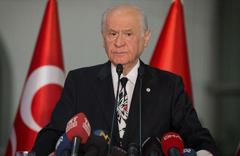 Bahçeli: Kılıçdaroğlu'na yönelik saldırı kabul edilemez