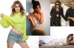 Hesabı hacklenen seksi  şarkıcı Aynur Aydın'ın gizli mesaj ve üstsüz fotoğrafları ifşa oldu!