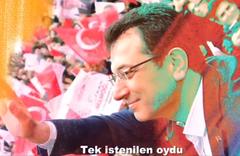 Ekrem İmamoğlu'ndan rap şarkılı istanbul klibi!