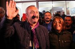Tunceli Valisi Tuncay Sonel, Komünist Başkan Maçoğlu'na ateş püskürdü!