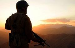 Hatay'dan acı haber: 1 askerimiz şehit oldu