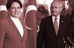 Kılıçdaroğlu ve Akşener bir araya geliyor