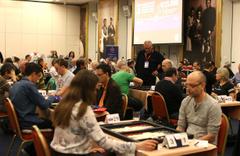 Budva'da 'Milli Tavla' heyecanı