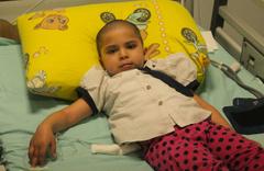 Afganistanlı çocuğa Malatya'da ilik nakli yapıldı