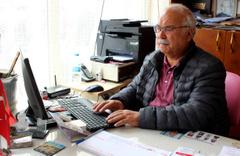 Edirne'de 30 yıllık muhtar 7. kez seçildi
