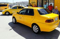 İstanbul Havalimanı'na ilçelerin taksi ücretleri ne kadar 230 TL'ye kadar çıkıyor