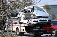 Manisa'da feci kaza: 1 ölü