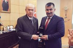 Saadet Partisi başvurdu! MHP'li ismin başkanlığı düşürüldü