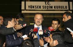 AK Parti YSK Temsilcisi Recep Özel, CHP'ye ateş püskürdü!