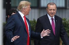 Cumhurbaşkanı Erdoğan'dan Trump'a uyarı: Başkanlık yetkilerini çiğnetme