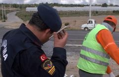 Antalya'da korkunç kaza! Komutan ölüm haberini veremedi