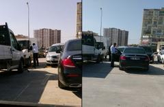 Mardin'de şehir magandası kendisini uyaranları tersledi!