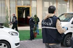 Malatya'da sokakta kendini vuran kadın ağır yaralandı