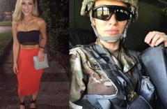 Evsiz kadının dönüşümü inanılmaz oldu! Dünya bu askeri konuşuyor