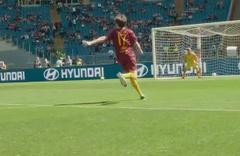 Cengiz Ünder'in golünü küçümseyen taraftar rezil oldu