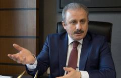 TBMM Başkanı Mustafa Şentop, İtalya ve Fransa'yı yerden yere vurdu!