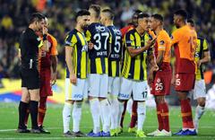 Fenerbahçe Galatasaray maçı golleri ve geniş özeti