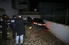 Ankara'da istinat duvarı çöktü