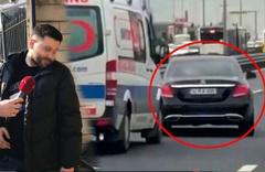Ambulansa yol vermeyip büyük tepki çekmişti! O sürücü için istenen ceza belli oldu