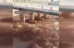 İran'daki sel Irak'a taştı, bin aile tahliye edildi