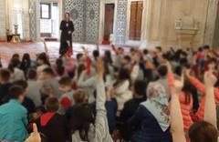 """MEB ve Edirne İl Müftülüğü'nden """"Dersimi Camide Yapıyorum"""" protokolü!"""