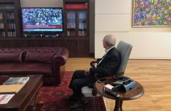 Kılıçdaroğlu, İmamoğlu'nu televizyondan izledi