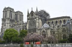 Notre Dame Katedrali 3 boyutlu yeniden inşa edilebilir