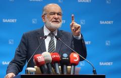 Karamollaoğlu'ndan '7'nci ok' yanıtı: CHP'nin değil hakikatin okları