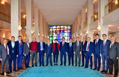 CHP'li başkanların İBB'deki toplantısına AK Parti detayı damga vurdu!