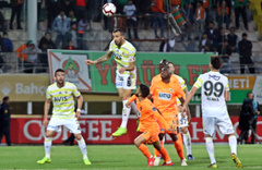 Alanyaspor Fenerbahçe maçı golleri ve geniş özeti