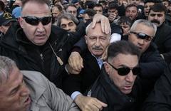 İşte Kılıçdaroğlu'nu yumruklayan şahsın kimliği