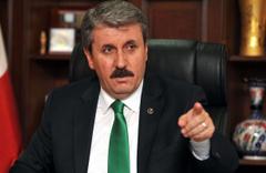 Büyük Birlik Partisi 23 Haziran İstanbul seçimlerinde kimi destekleyeceğini duyurdu