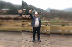 MHP'li Cemal Enginyurt, Tanrı Dağları'nda uludu