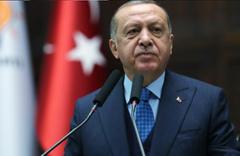 Cumhurbaşkanı Erdoğan'dan şehit ailelerine başsağlığı telgrafı!