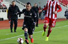 Beşiktaş'ta Şenol Güneş-Medel gerginliği